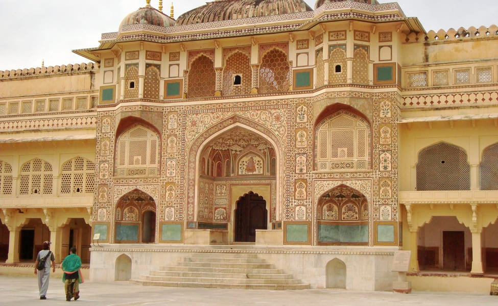 best places in rajasthan - amber palace