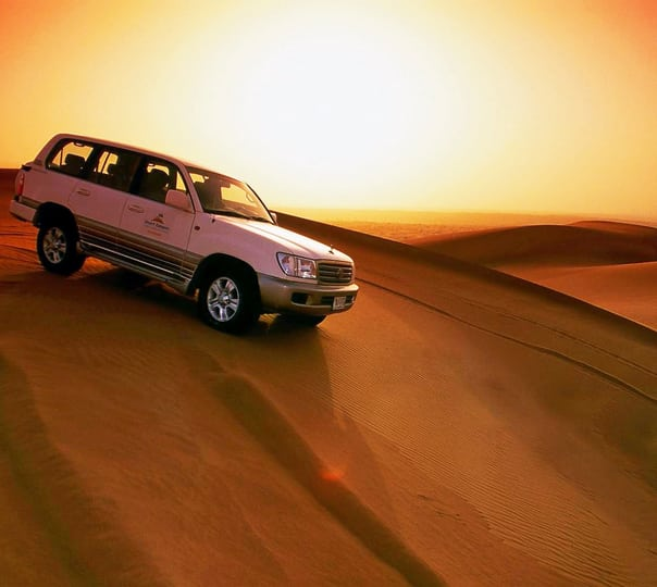 Overnight Desert Safari in Dubai