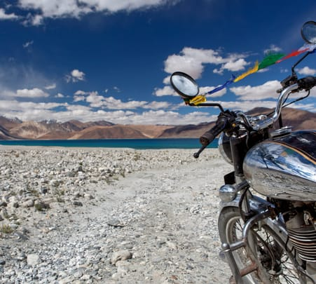 6 Days Leh Ladakh Biking Tour Package