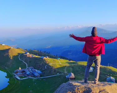 Prashar Lake Trek from Delhi with Camping, Himachal | Book @ ₹2449 Only!