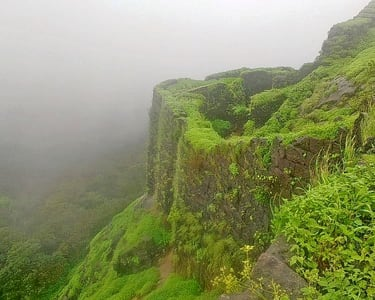 Trekking Expedition to Rajmachi Fort from Pune