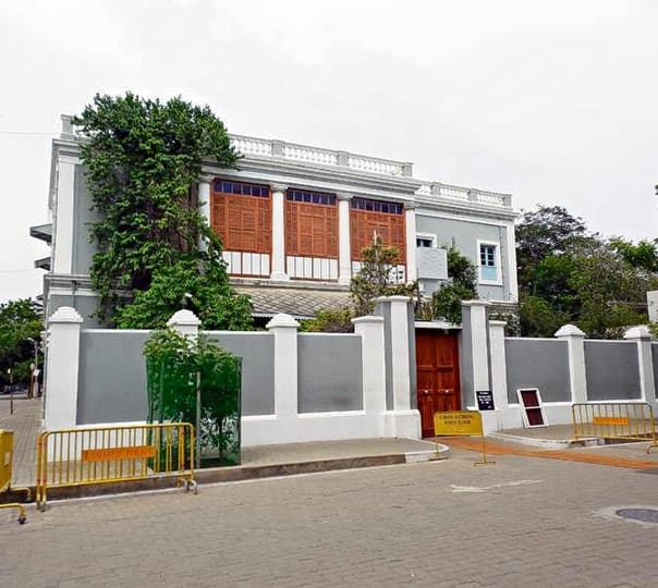 Pondicherry Heritage Walk