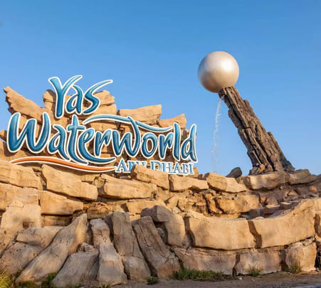Trip to Yas Island Water Park Flat 20% off