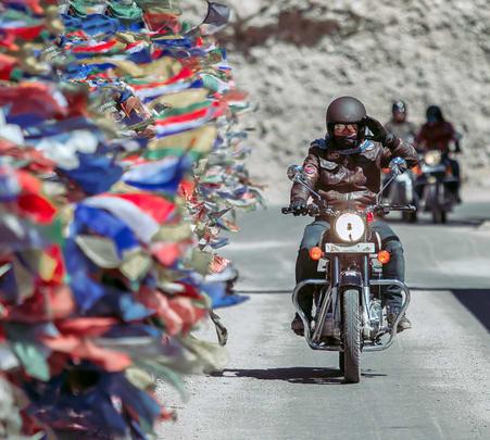 Spiti Valley Bike Trip 2020