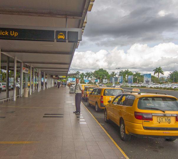 Pickup from Krabi Airport