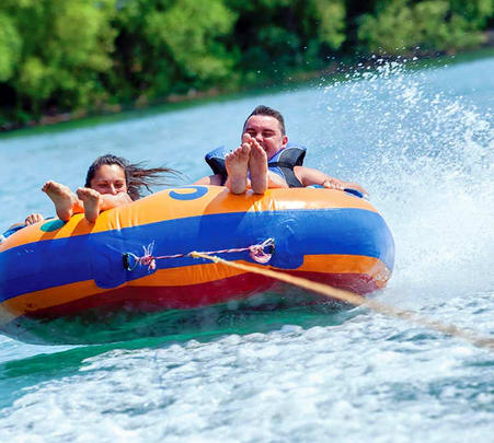 Combo Water Sports Activities in South Bali