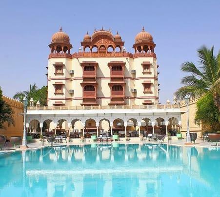 Jagat Palace in Pushkar, Rajasthan
