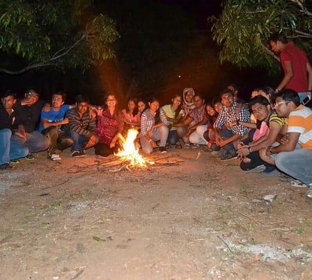Ramanagara Overnight Camping