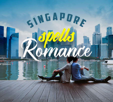 Singapore Romantic Honeymoon Tour