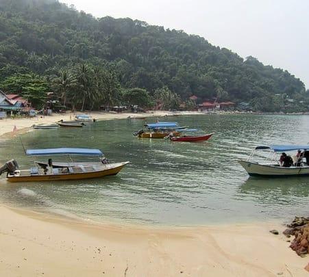 Malaysia Island Tour