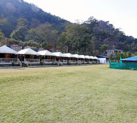 Stylish Campstay Experience in Rishikesh