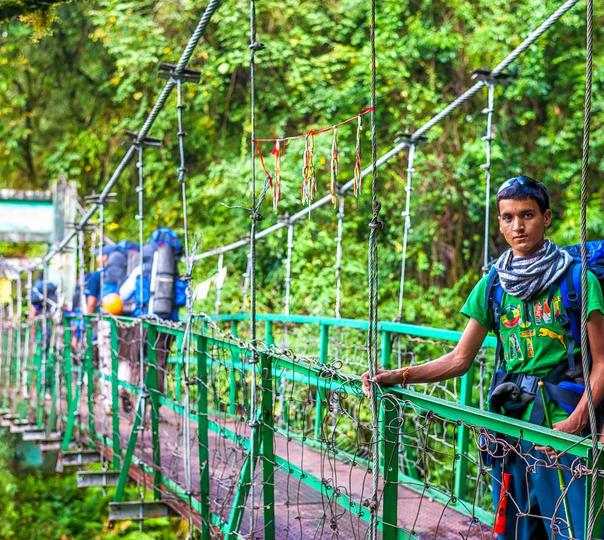 Trip to Yuksom in West Sikkim