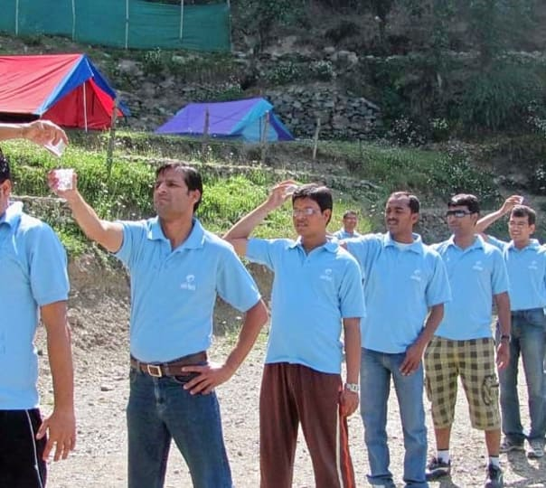 Corporate Team Outing and Adventure at Mashobra, Himachal Pradesh