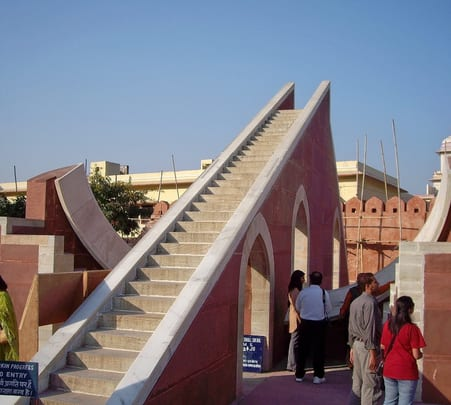 Pachewar and Jaipur Royal Stay and Sightseeing Trip