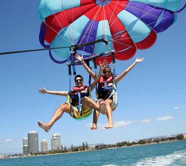 Jet Ski and Parasailing in Gold Coast