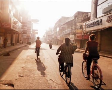 Cycling Tour in Pondicherry Flat 21% Off