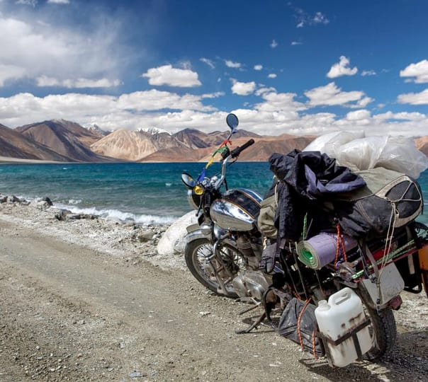 Ladakh Bike Trip ( from Delhi or Manali)