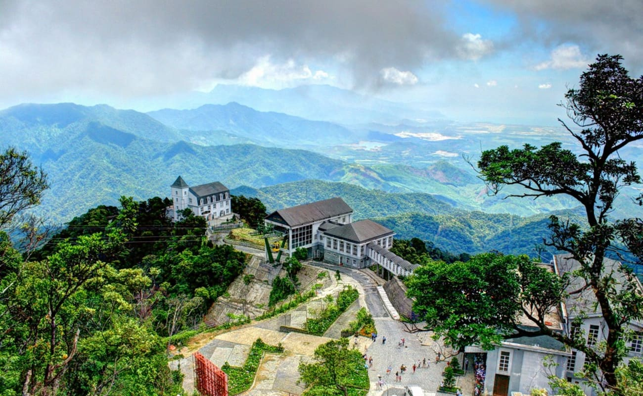 Cable Car Ride At Ba Na Hills In Vietnam | Thrillophilia