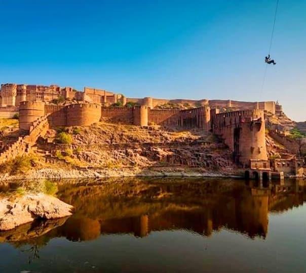 Flying Fox, Jodhpur