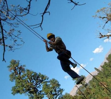 Adventure Activities at  Mahabaleshwar