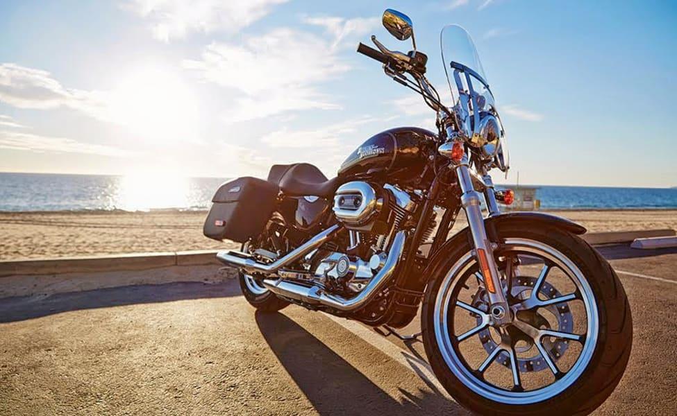 Harley Davidson Booking India