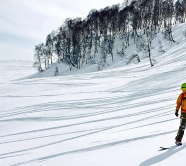 Kashmir Skiing Expedition