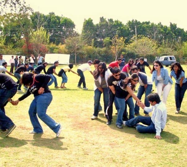 Day Gala at Camp Mustang in Manesar, Haryana