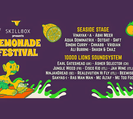 New Year Special Lemonade Festival 2019, Goa