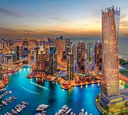 Dubai City Tour Combo with Dhow Cruise and Desert Safari