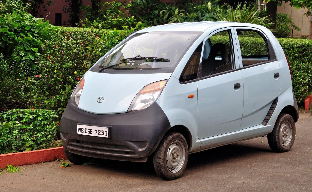 Rent A Tata Nano In Bangalore