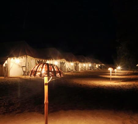 Jaisalmer Desert Camp- Flat 61% off