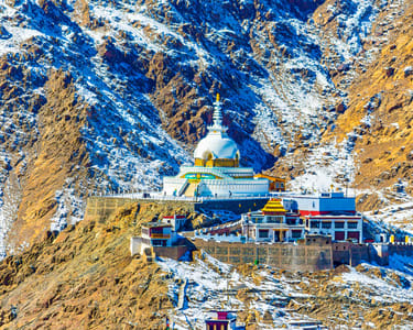 9 Days Leh Ladakh Tour with Manali Sightseeing