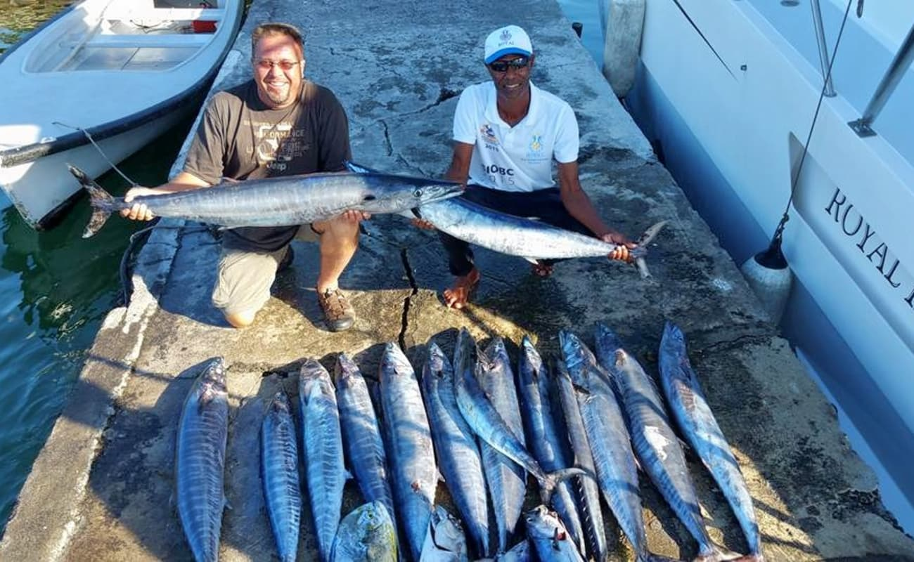 Half day fishing trip in mauritius thrillophilia for Half day fishing trips