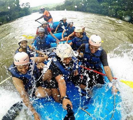 Kolad River Rafting, Mumbai