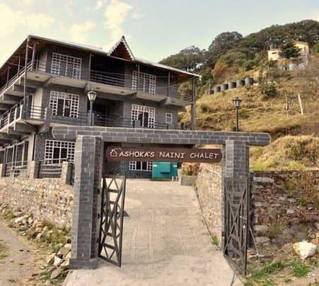 Luxury Stay at Ashoka's Naini Chalet Resort, Pangot