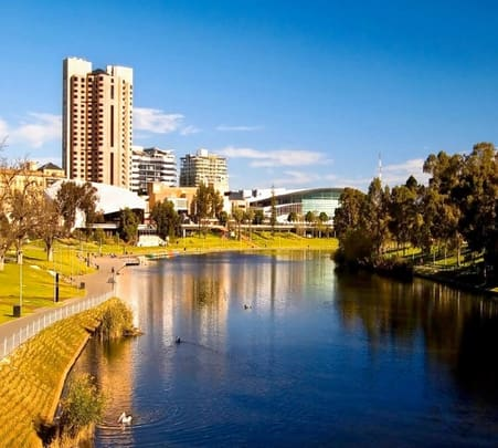 Adelaide City Tour