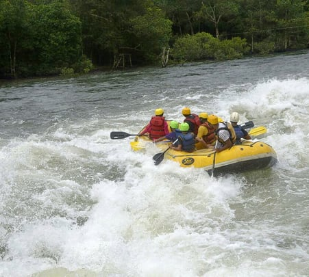 Camping with Water Sports in Dandeli Flat 16% off