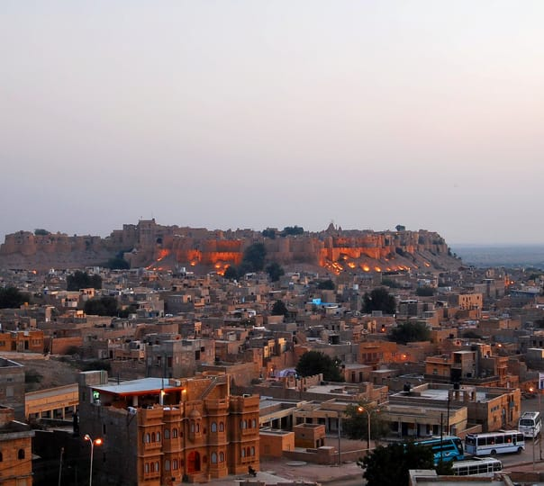 Full Day Sightseeing Tour of Jaisalmer