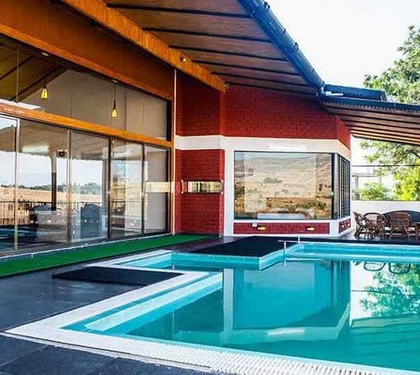 Stay at O Two Villas in Igatpuri