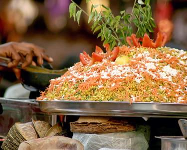 Pune Food Walk Tour
