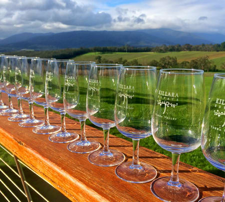 Yarra Valley Winery and Brewery Tour in Melbourne