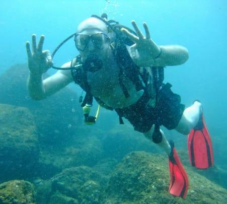 Grande Island Scuba Diving Package Goa