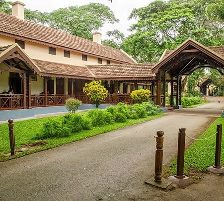 Stay at Kabini River Lodge, Kharapur