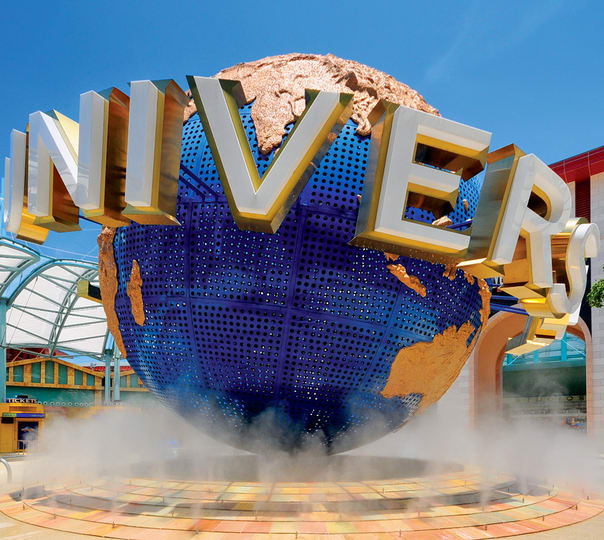 Combo Tour of Universal Studios + Sea Aquarium, Singapore
