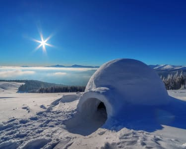 Igloo Stay Experience in Manali Flat 21% off
