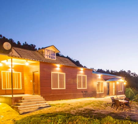 Green Forest Resorts, Dhanaulti | Book Online & Save 15%