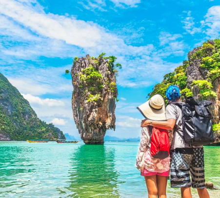 Thailand Honeymoon Package from Delhi