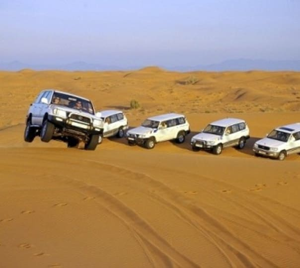 Red Dune Safari in Dubai