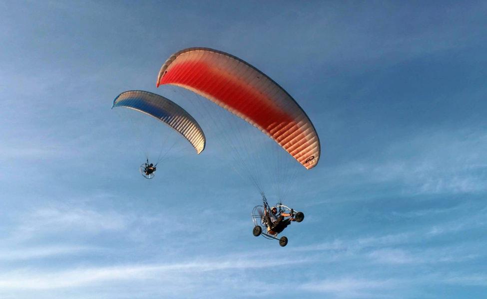Paramotor Flying Trip In Phuket