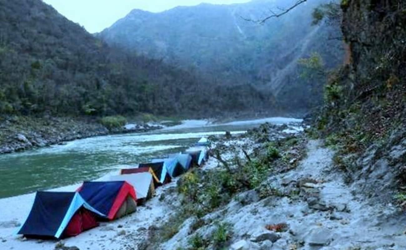 camping at ganga rivera rishikesh thrillophilia